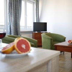 Апартаменты Capital Apartments Garbary комната для гостей фото 4
