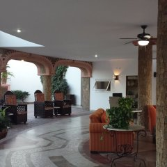 Отель Los Cabos Golf Resort, a VRI resort Мексика, Кабо-Сан-Лукас - отзывы, цены и фото номеров - забронировать отель Los Cabos Golf Resort, a VRI resort онлайн интерьер отеля фото 3