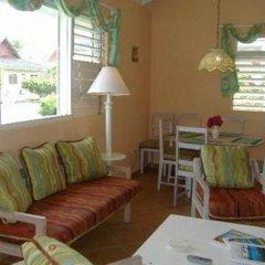 Отель Sunflower Villas Ямайка, Ранавей-Бей - отзывы, цены и фото номеров - забронировать отель Sunflower Villas онлайн комната для гостей фото 2