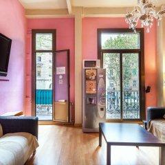 Отель Hostal Paraiso Испания, Барселона - 7 отзывов об отеле, цены и фото номеров - забронировать отель Hostal Paraiso онлайн комната для гостей фото 3