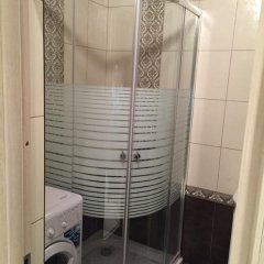 Гостиница Apartmrnt On 64 Parkovaya Ulitsa в Анапе отзывы, цены и фото номеров - забронировать гостиницу Apartmrnt On 64 Parkovaya Ulitsa онлайн Анапа ванная