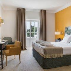 Отель Pousada de Condeixa Coimbra комната для гостей фото 2