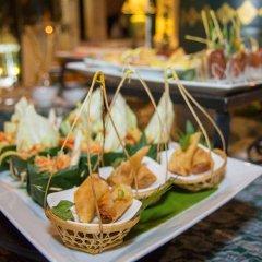 Отель Aquamarine Resort & Villa питание фото 3