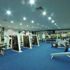 Отель Grand President Bangkok фитнесс-зал фото 4