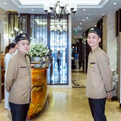 Отель Golden Lotus Hotel Вьетнам, Ханой - отзывы, цены и фото номеров - забронировать отель Golden Lotus Hotel онлайн фото 2