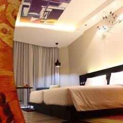 Siam@Siam Design Hotel Pattaya Паттайя комната для гостей