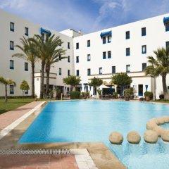 Отель Senator Hotel Tanger Марокко, Танжер - отзывы, цены и фото номеров - забронировать отель Senator Hotel Tanger онлайн бассейн фото 2
