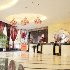 Tian Hai Chain Hotel (Jiujiang RT-Mart Jiurui Road) интерьер отеля