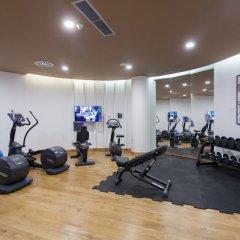 Отель Sopot Marriott Resort & Spa фитнесс-зал