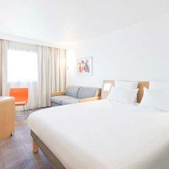 Отель Novotel Brussels Off Grand Place Бельгия, Брюссель - 4 отзыва об отеле, цены и фото номеров - забронировать отель Novotel Brussels Off Grand Place онлайн комната для гостей фото 4