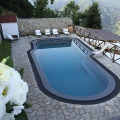 Garden Hotel Равелло бассейн фото 3