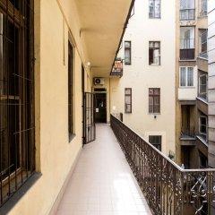 Отель Wesselenyi 2 Apartment Венгрия, Будапешт - отзывы, цены и фото номеров - забронировать отель Wesselenyi 2 Apartment онлайн балкон
