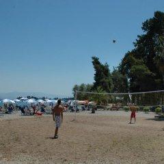 Iliada Beach Hotel спортивное сооружение