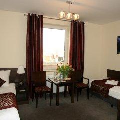 Отель KOSMONAUTY Вроцлав комната для гостей