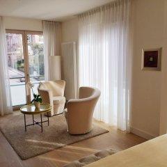 Отель Aqua Aurelia Suitenhotel Германия, Баден-Баден - 1 отзыв об отеле, цены и фото номеров - забронировать отель Aqua Aurelia Suitenhotel онлайн комната для гостей фото 4
