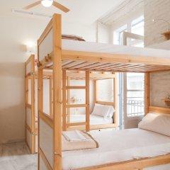 The Nomad Hostel комната для гостей