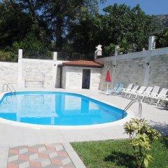 Отель Maini Черногория, Будва - отзывы, цены и фото номеров - забронировать отель Maini онлайн бассейн