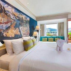 Отель Novotel Phuket Resort комната для гостей фото 3