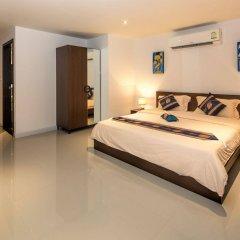 Отель Oceanview Treasure Hotel & Residence Таиланд, Карон-Бич - 1 отзыв об отеле, цены и фото номеров - забронировать отель Oceanview Treasure Hotel & Residence онлайн комната для гостей фото 4