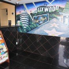 Отель Hollywood Inn Express North Лос-Анджелес интерьер отеля фото 2