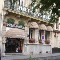 Отель Best Western Hotel De Verdun Франция, Лион - отзывы, цены и фото номеров - забронировать отель Best Western Hotel De Verdun онлайн