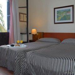 Отель El Castell Испания, Сан-Бой-де-Льобрегат - отзывы, цены и фото номеров - забронировать отель El Castell онлайн комната для гостей фото 3
