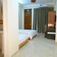 Отель Hanoi Discovery Ханой комната для гостей фото 3