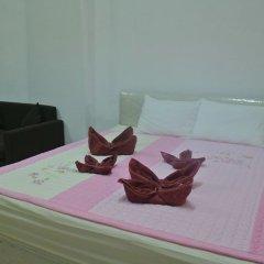 Апартаменты Comfy Studio комната для гостей фото 5