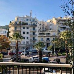 Отель Chic Central Athens Apartment at Mavilli Sq. Греция, Афины - отзывы, цены и фото номеров - забронировать отель Chic Central Athens Apartment at Mavilli Sq. онлайн балкон