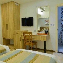 Отель Coconut Tree Hulhuvilla Beach Мале удобства в номере фото 2