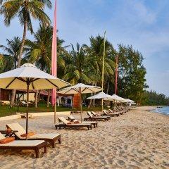 Отель Chen Sea Resort & Spa пляж