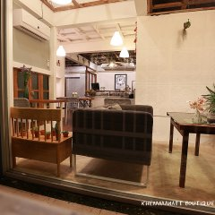 Khemmanatt Boutique Hotel Бангкок интерьер отеля фото 2