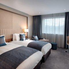 Отель Crowne Plaza London Heathrow T4 Великобритания, Лондон - отзывы, цены и фото номеров - забронировать отель Crowne Plaza London Heathrow T4 онлайн комната для гостей фото 2