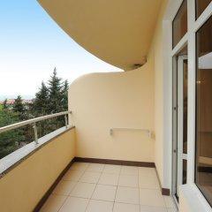 Гостиница Кристалл балкон