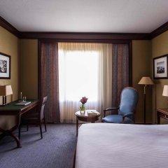Отель Pullman Madrid Airport & Feria Мадрид комната для гостей фото 3