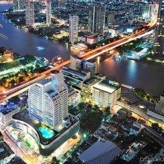 Отель Centre Point Silom Бангкок городской автобус