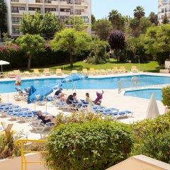 Отель Smartline Club Amarilis Португалия, Портимао - отзывы, цены и фото номеров - забронировать отель Smartline Club Amarilis онлайн бассейн
