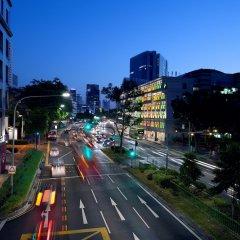 Отель lyf Funan Singapore by Ascott Сингапур фото 3