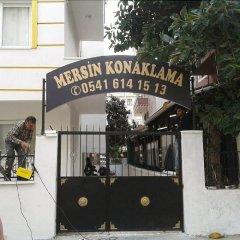 Mersin Konaklama Турция, Мерсин - отзывы, цены и фото номеров - забронировать отель Mersin Konaklama онлайн вид на фасад