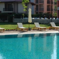 Апартаменты Boomerang Apartments Солнечный берег бассейн