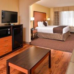 Отель Best Western Plus Cascade Inn & Suites удобства в номере фото 2