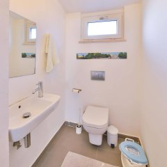 Отель EV Villas ванная