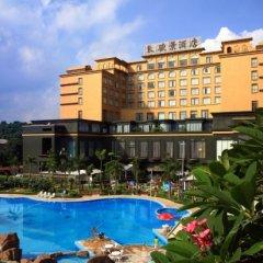 Foshan Panorama Hotel бассейн фото 2