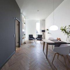 Отель Smartments Business MÜnchen Parkstadt Schwabing Мюнхен комната для гостей
