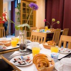 Отель Hôtel Audran питание