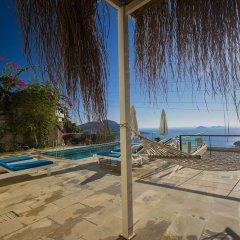 Villa Swan Турция, Калкан - отзывы, цены и фото номеров - забронировать отель Villa Swan онлайн спортивное сооружение