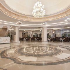 Отель Sultan of Side - All Inclusive Сиде интерьер отеля фото 2