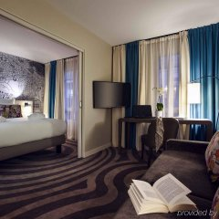 Отель Mercure Paris Tour Eiffel Grenelle комната для гостей фото 5