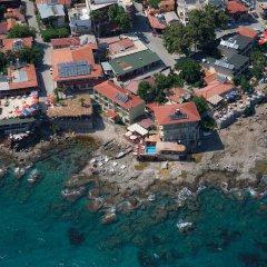 Yali Hotel Турция, Сиде - отзывы, цены и фото номеров - забронировать отель Yali Hotel онлайн пляж