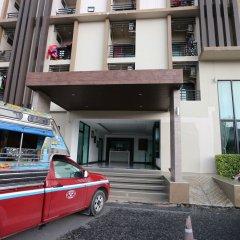 Отель Ben Residence городской автобус